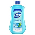 Dial Antibacterial Liquid Hand Soap Refill, Spring Water- 32 oz