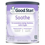 Gerber Good Start Soothe Milk Based Infant Formula with Iron Powder- 12.4 fl oz