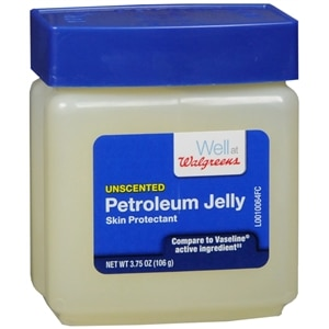 Walgreens Petroleum Jelly, Unscented, 3.75 oz