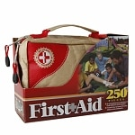 Be Smart Get Prepared First Aid Kit, 250 Pieces- 1 kit