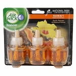 Air Wick Scented Oil Refill Triple, Hawaii- .67 oz