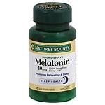 Nature's Bounty Quick Dissolve Melatonin 10mg Tablets