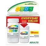 Centrum Adults Under 50 Multivitamins Bonus Size, Tablets