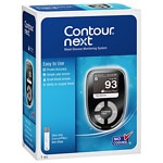 CONTOUR NEXT Next Blood Glucose Monitoring System