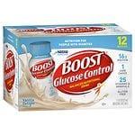 Boost Glucose Control Nutritional Drink, Very Vanilla, 8 oz