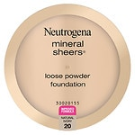 Neutrogena Mineral Sheers Loose Powder Foundation, Natural Ivory