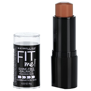 Maybelline Fit Me! Shine Free Foundation, Coconut 355