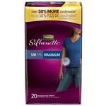 Depend Silhouette Incontinence Briefs for Women, Maximum
