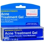 Walgreens Acne Treatment Gel- 1 oz