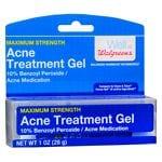 Walgreens Acne Treatment Gel- 1 oz