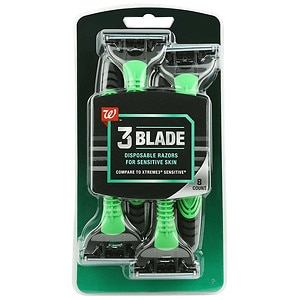 Studio 35 For Men Triple Blade Razors- 8 ea