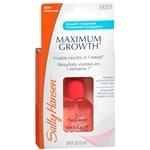 Sally Hansen Maximum Growth Nail Treatment, Clear