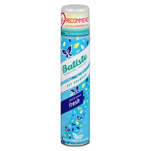 Batiste Dry Shampoo, Fresh (Cool & Crisp)- 6.73 fl oz
