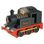 Crane USA Ultrasonic Cool Mist Humidifier Train, Black