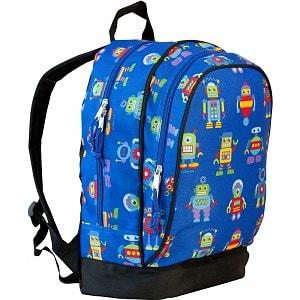 Olive Kids Robots Sidekick Backpack- 1 ea