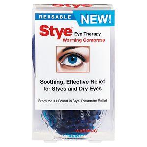 Stye Eye Therapy Warming Compress- 1 ea