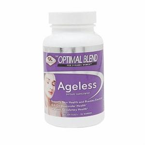Olympian Labs Optimal Blend Ageless, Softgels, 60 ea