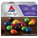 Atkins Endulge Chocolate Peanut Candies, 5 pk