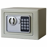 Stalwart Electronic Deluxe Digital Steel Safe, Tan- 1 ea