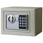 Stalwart Electronic Deluxe Digital Steel Safe, Tan- 1 ea