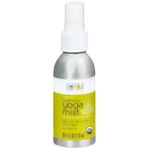 Aura Cacia Yoga Mist, Tea Tree & Lemon- 4 fl oz