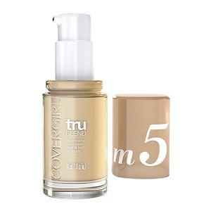 CoverGirl TruBlend Liquid Makeup, Caramel Beige M5- 1 fl oz