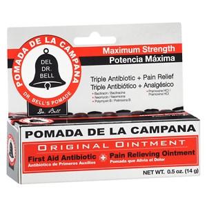 Pomada De La Campana First Aid Ointment