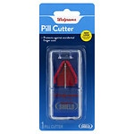 Walgreens Safety Shield Pill Cutter- 1 ea