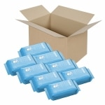 Cottonelle Flushable Cleansing Cloths, Fresh Care, Refills, 8 pk- 42 ea