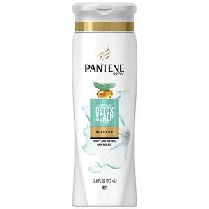 Pantene Pro-V Damage Detox Daily Revitalizing Shampoo, 12.6 oz