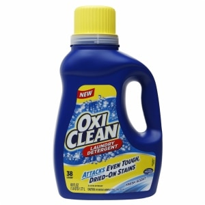 OxiClean Liquid Laundry Detergent, Fresh Scent- 60 OZ