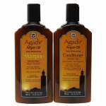 Agadir Argan Oil Daily Moisturizing Shampoo & Conditioner- 1 set