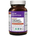 New Chapter Every Man's One Daily Multivitamin, Tablets- 96 ea