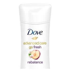 Dove Advanced Care Anti-Perspirant Deodorant, Rebalance