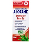 Alocane Maximum Strength Emergency Room Burn Gel- 2.5 fl oz