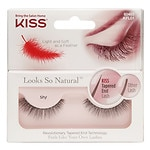 Kiss Looks So Natural Lash Set, Shy- 1 ea