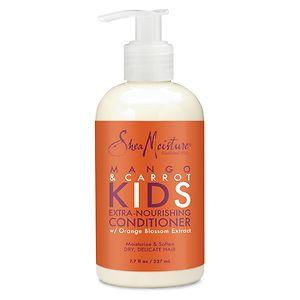 SheaMoisture Kids Conditioner, Mango/Carrot