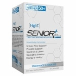 HighT Senior + Beta Prostate Testosterone Booster, Capsules- 90 ea