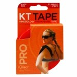 KT Tape Pro Kinesiology Tape, Rage Red