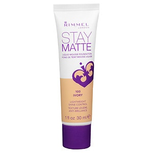 Rimmel Stay Matte Liquid Mousse Foundation, Ivory