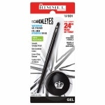 Rimmel Scandal Eyes Waterproof Gel Eyeliner, Black- .05 fl oz