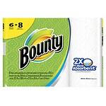 Bounty Big Roll Paper Towels- 6 ea