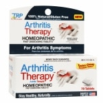 The Relief Products Arthritis Therapy Homeopathic Fast Dissolving