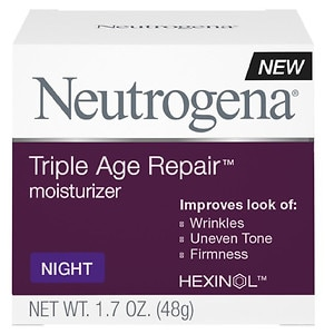 Neutrogena Triple Age Repair Night Cream- 1.7 oz