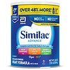Similac Advance Complete Nutrition, Infant Formula with Iron, Powder, 6-12 months- 1.93 lb