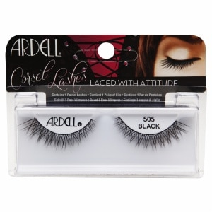 Ardell Corset Lashes, 505 Black