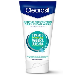 Clearasil Daily Clear Hydra-Blast Oil-Free Facial Wash