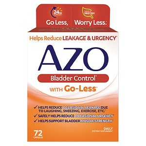 AZO Bladder Control, Capsules