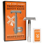 Van Der Hagen Traditional Heavy Duty Safety Razor- 1 ea