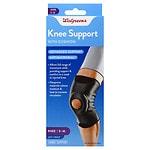 Walgreens Knee Brace with Cushion, Small/Medium- 1 ea